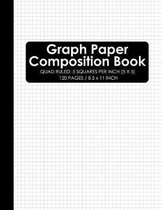 Graph Paper Composition Book