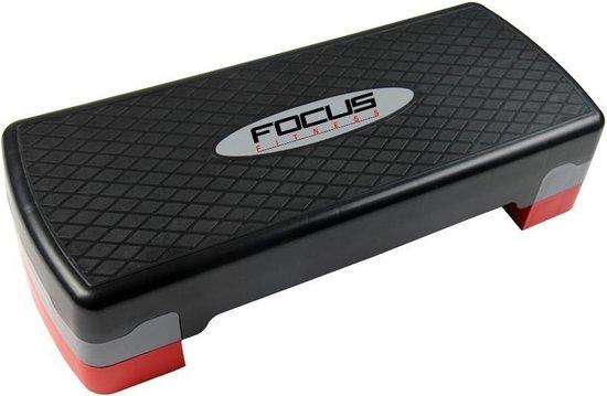 Aerobic Step Focus Fitness - Verstelbaar