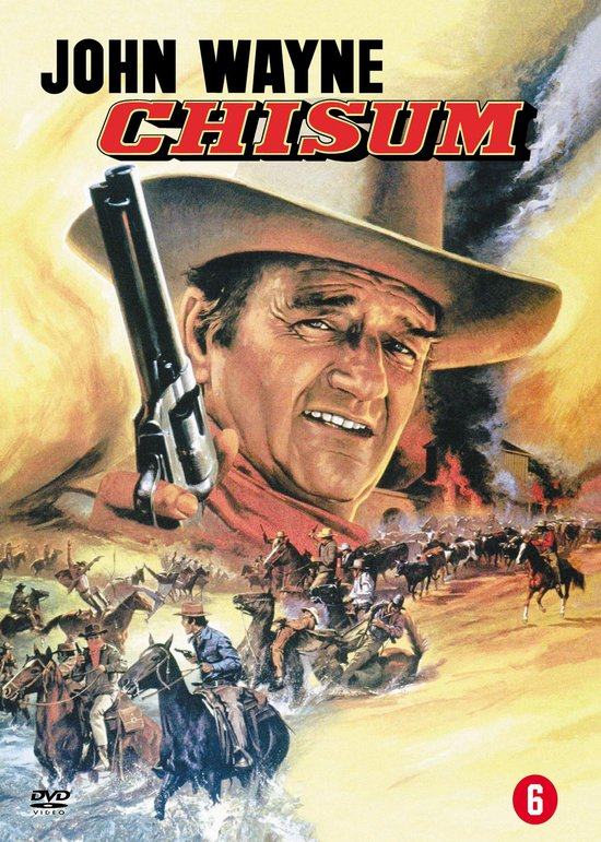 Cover van de film 'Chisum'