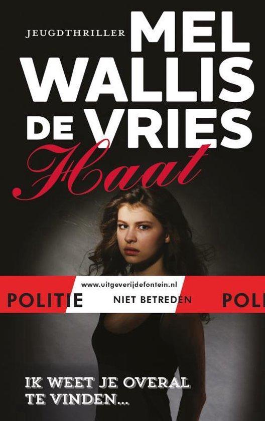 Boek cover Politie niet betreden - Haat van Mel Wallis de Vries (Hardcover)