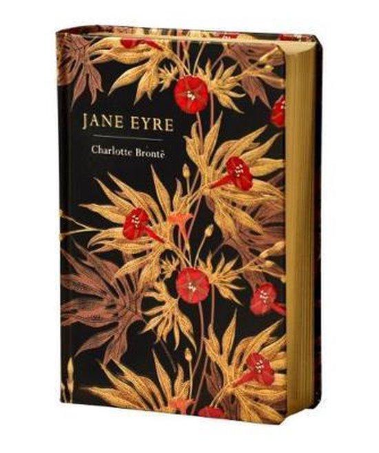 Boek cover Jane Eyre van Charlotte Bronte (Hardcover)