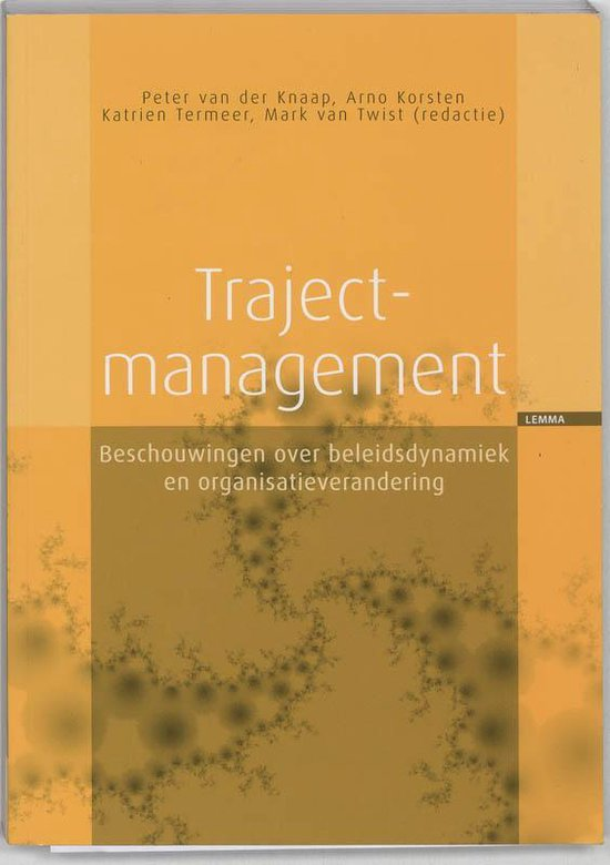 Trajectmanagement - none |