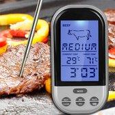 Digitale Draadloze BBQ Thermometer / Oven Kern Temperatuurmeter - Kernthermometer