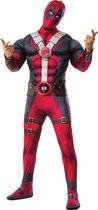 RUBIES FRANCE - Luxe Deadpool 2 kostuum voor volwassenen - XL - Volwassenen kostuums