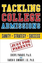 Tackling College Admissions