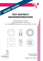 Test abstract redeneervermogen - selor testen