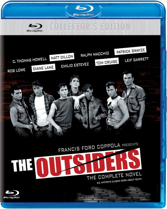 Cover van de film 'The Outsiders'