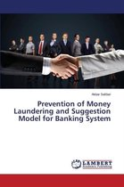 Prevention of Money Laundering and Suggestion Model for Banking System