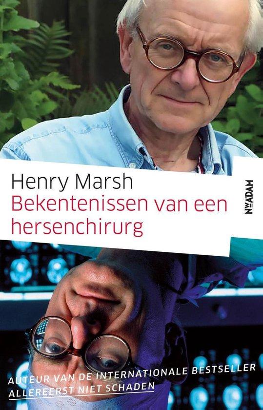 Bekentenissen van een hersenchirurg - Henry Marsh |