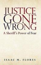 Omslag Justice Gone Wrong