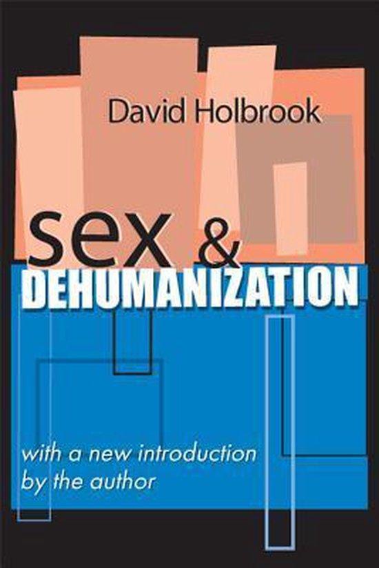 Sex and Dehumanization