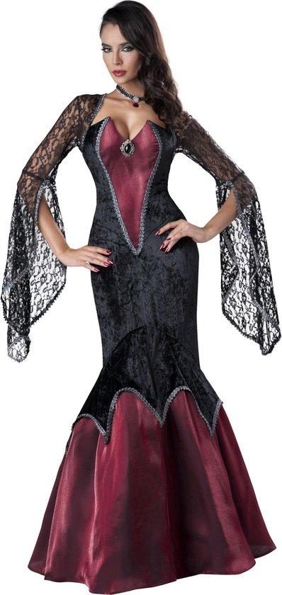 """Donkere prinses kostuum voor dames - Premium - Verkleedkleding - Medium"""