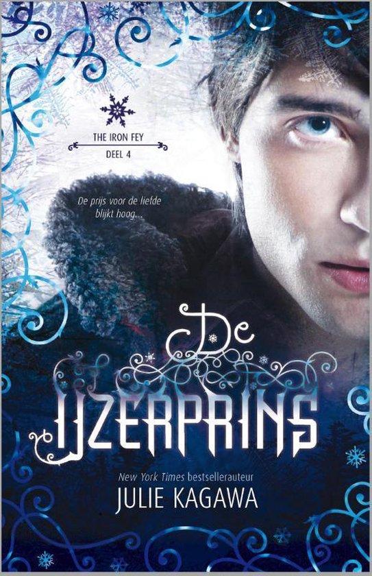 The Iron Fey 4 - De IJzerprins - Julie Kagawa |