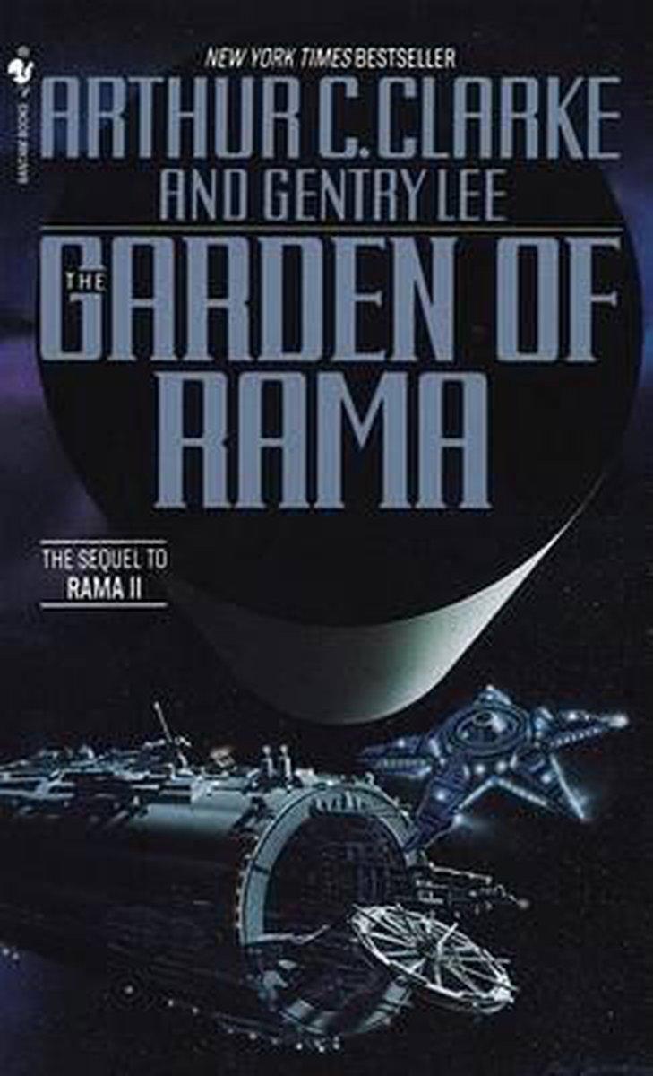 The Garden of Rama - Arthur C. Clarke