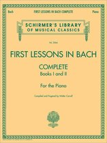 First Lessons in Bach 1 & 2 Complete