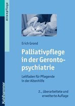 Omslag Palliativpflege in Der Gerontopsychiatrie