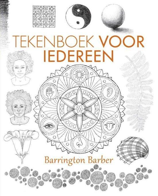 Tekenboek voor iedereen - Barrington Barber |