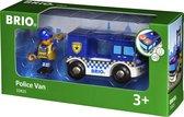 Afbeelding van BRIO Politiebus - 33825 speelgoed
