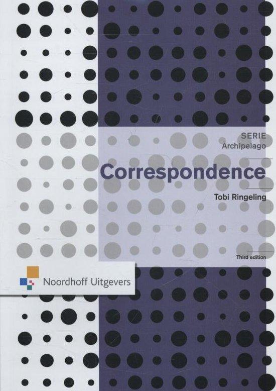 Archipelago - Correspondence - Tobi Ringeling pdf epub