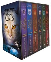 Warrior cats serie 2 boxset