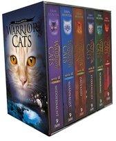 Warrior cats serie II cadeaubox 6 paperback boeken