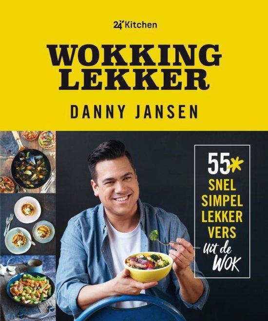 Boek cover Wokking lekker van Danny Jansen (Paperback)