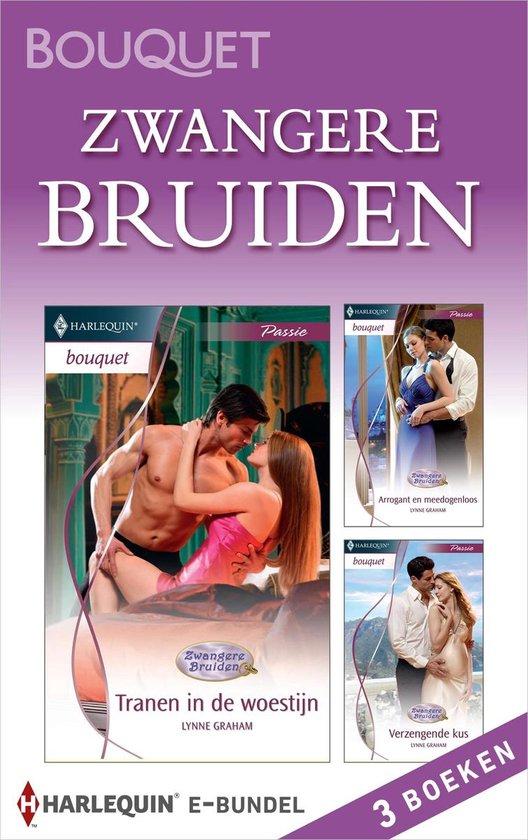 Bouquet Bundel - Zwangere bruiden (3-in-1) - Lynne Graham |