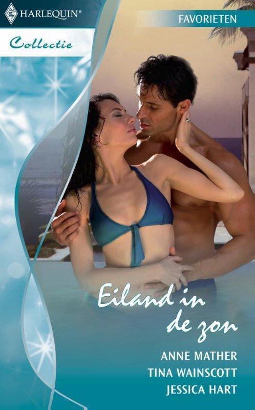 Eiland in de zon: Betoverend eiland / De man in het zwembad / Kus in de zee - Collectie Favorieten 295, 3-in-1 - Anne Mather |
