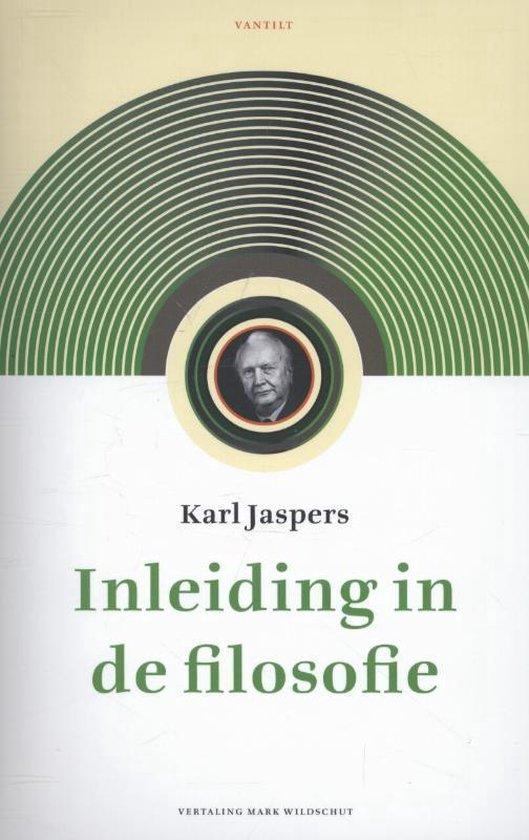 Inleiding in de filosofie - Karl Jaspers  