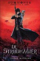 Boekomslag van 'Summoner 3 - De strijdmagiër'