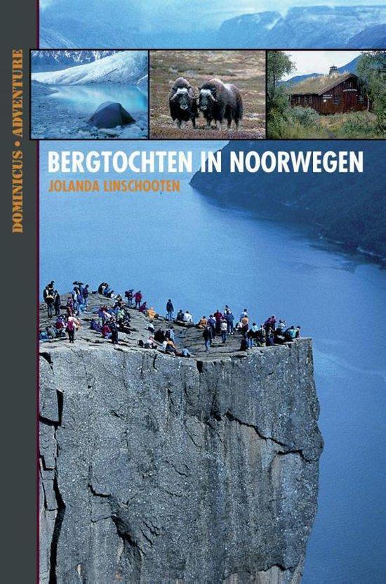 Bergtochten in Noorwegen - Jolanda Linschooten |