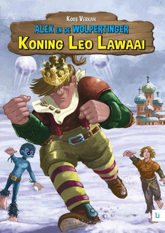 Alex en de Wolpertinger - Koning Leo Lawaai