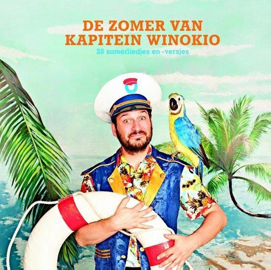 De zomer van kapitein Winokio - Winok Seresia | Fthsonline.com