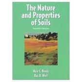 Boek cover The Nature and Properties of Soils van Nyle C. Brady