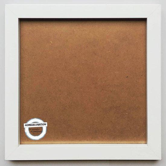 Homedecoration Victoria – Fotolijst – Fotomaat – 53x61 cm – wit