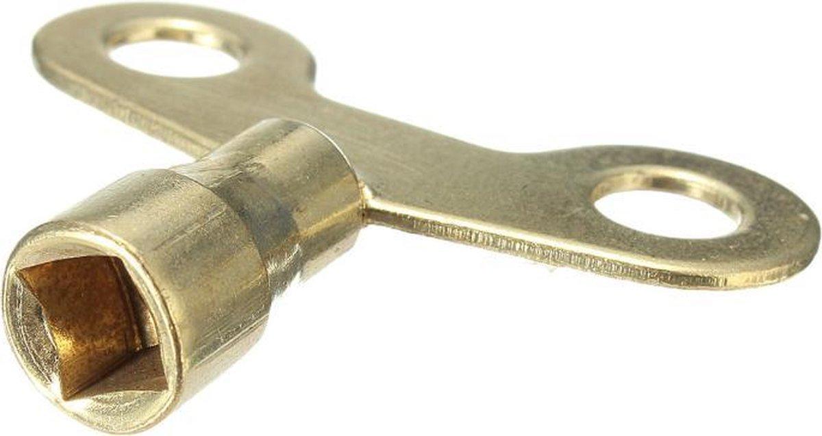 Vleugel Sleutel voor waterkraan 6mm