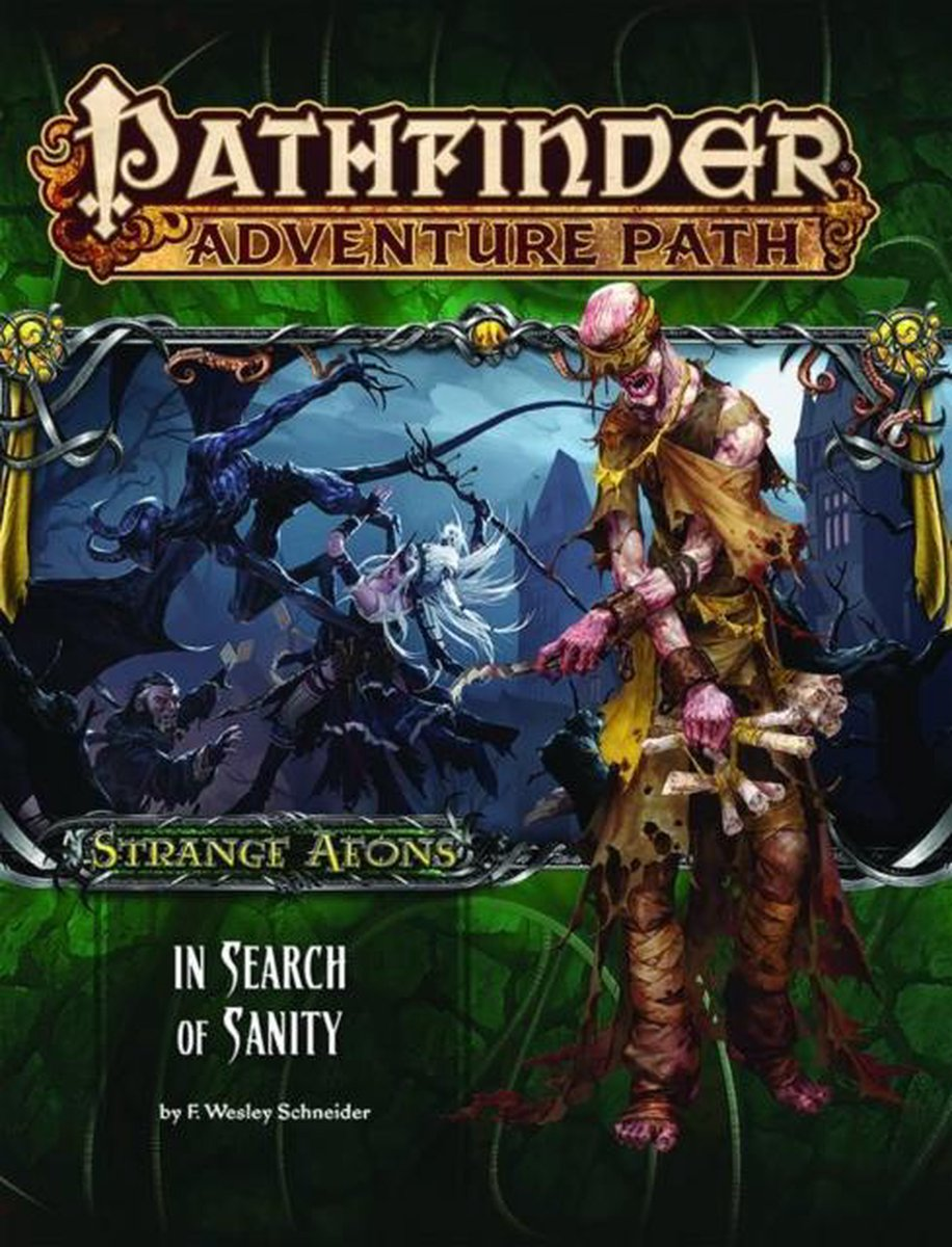In Search of Sanity - F. Wesley Schneider