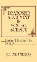 Reasoned Argument in Social Science