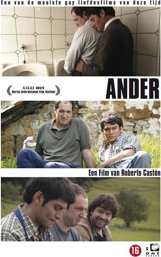 Cover van de film 'Ander'