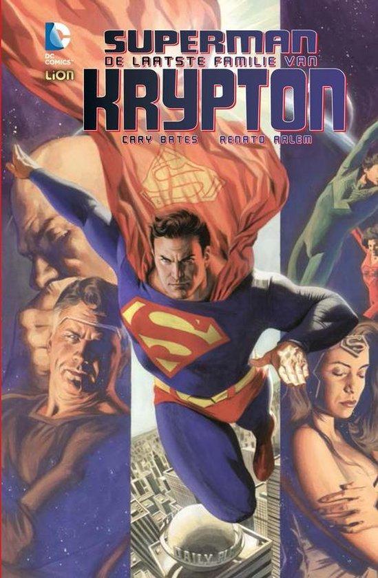 Superman hc01. de laatste familie van krypton - CARY. Bates, | Fthsonline.com