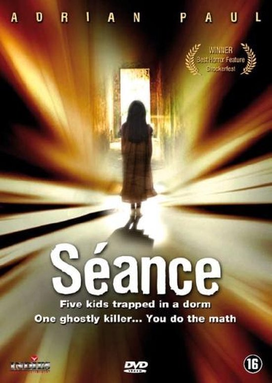 Cover van de film 'Seance'