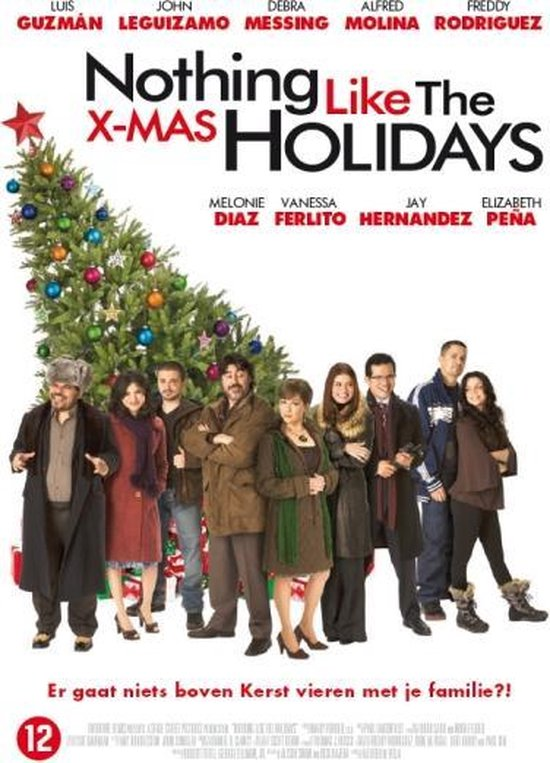 Cover van de film 'Nothing Like The X-Mas Holidays'