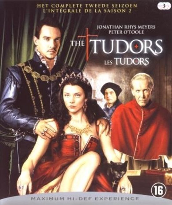 Cover van de film 'The Tudors'