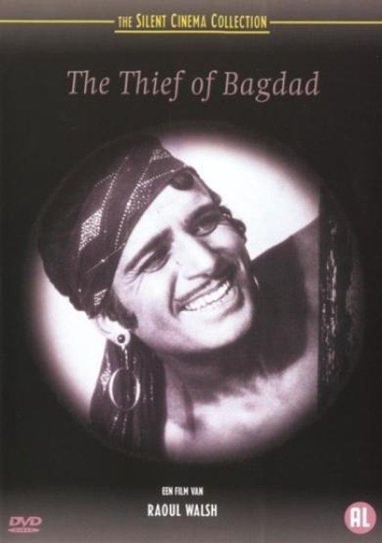 Cover van de film 'The Thief of Bagdad'