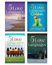 The 5 Love Languages/The 5 Love Languages Men's Edition/The 5 Love Languages of Teenagers/The 5 Love Lan