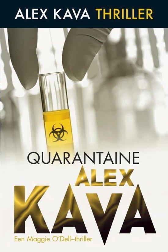 Quarantaine - Alex Kava |