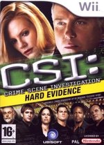 CSI - Crime Scene Investigation: Hard Evidence