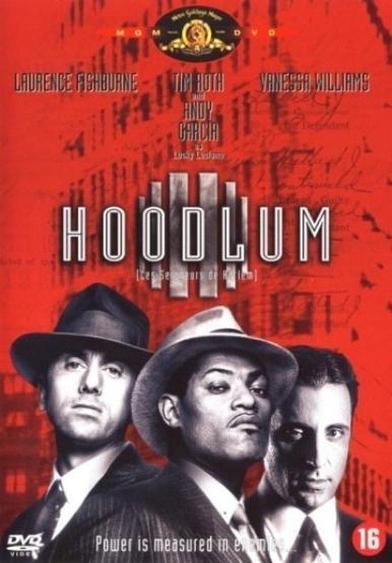 Cover van de film 'Hoodlum'