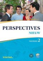 Perspectives - nieuw 2 tekstboek + online-MP3's
