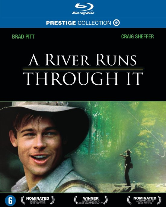 Cover van de film 'A River Runs Through It'